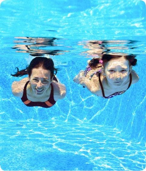 Обучение плаванию детей от 9 лет